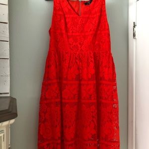 Brand new Mossimo midi dress.